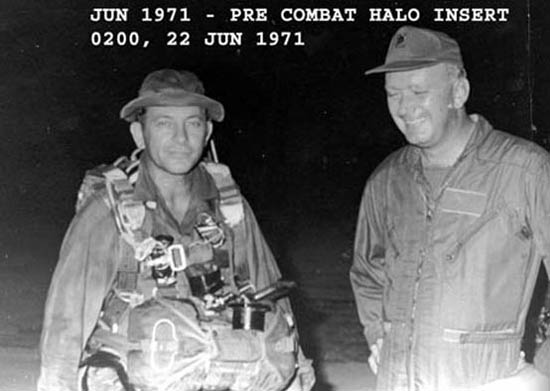 Billy Waugh Vietnam
