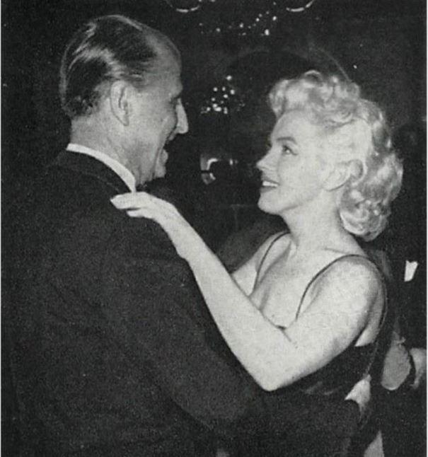 Serge Obolensky Marilyn Monroe OSS